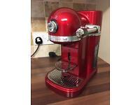 Kitchen aid nespresso