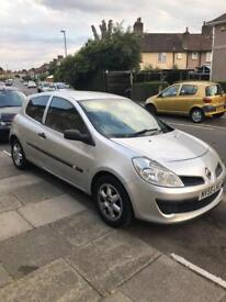 Renault Clio 1.1 petrol 55 plate good runner £450 no offers