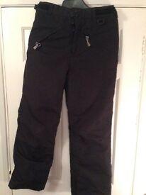 Ladies Ski Pants size 10