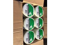 Thistle ProTape FT50, Gyproc Scrim Tape - British Gypsum 24 Rolls