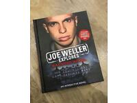 Joe Weller Signed Book