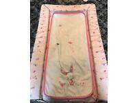 Mothercare changing mat