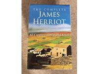 The Complete James Herriot Box set of books - All Creatures Great and Small RRP £55.92