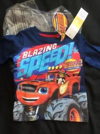 Blaze t shirt New with tags
