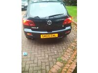 Here I mazda 3 petrol 1.4 me like swap for car
