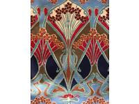 LIBERTY of London set of curtains