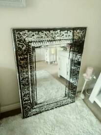Beautiful Statement Mirror