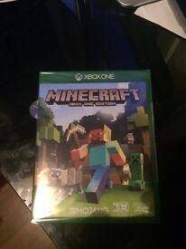 Minecraft - Xbox One Edition