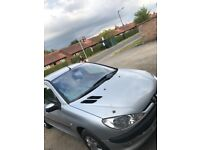 Peugeot 206 HDI low mileage excellent condition