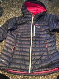 Ladies Rab microlite jacket