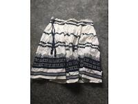 Joules skirt size 14