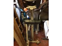 Nordic track cross trainer and stepper free for collection cross both in need of some repair