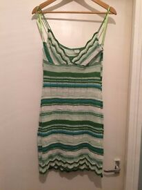 Ladies knitted beach dress