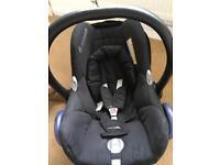 FREE Baby car seat maxi-cosi Cabriofix