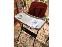 Chicco Jazzy Highchair