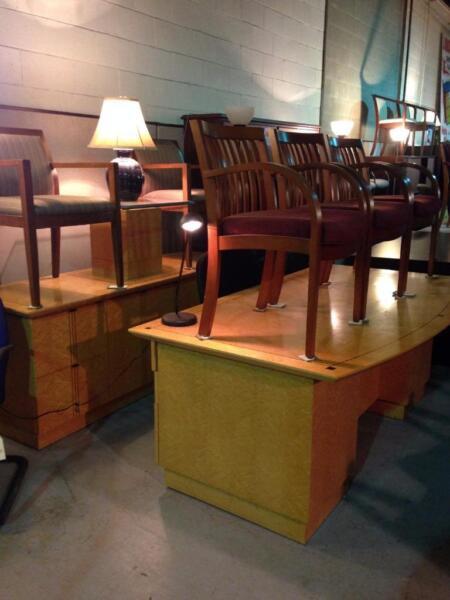 meubles de bureau guimond usag haut de gamme neuf