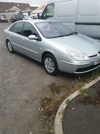 Citroen c5 18lt 06plate, 12 months MOT, good family car. £600