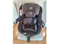Joie 360 spin baby/child car seat