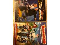 2 Family Friendly PG rated DVD's