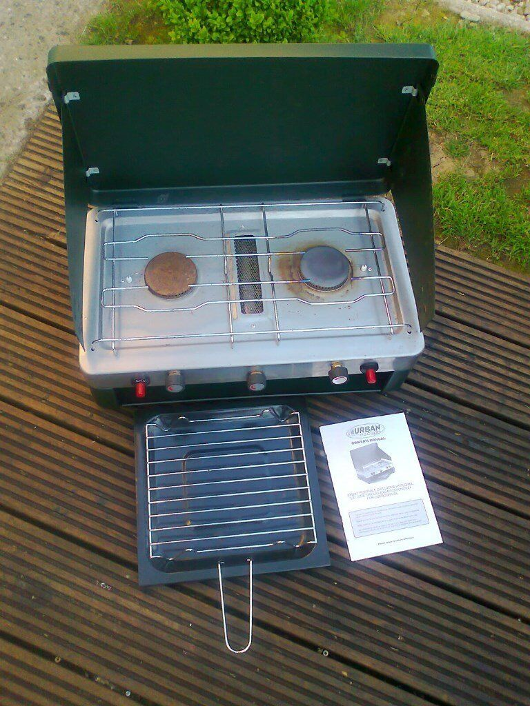 urbon escape double ring camping stove | in Redruth, Cornwall ...