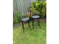 2 x bar stools (John Lewis)