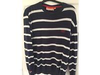 Bundle of size large men's designer clothes jumpers t-shirts jackets