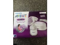 Advent breast pump