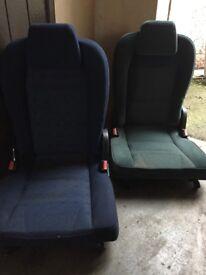 Peugeot 307 SW Boot Seats