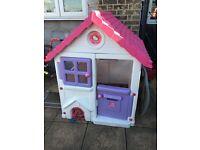 Kids playhouse hello kitty