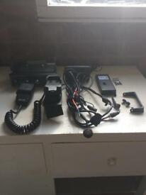 CB Radio and hands free car kit
