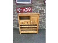 Solid oak cabinet * free furniture delivery*
