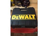 3/8 Dewalt impact Gun. 10.8V