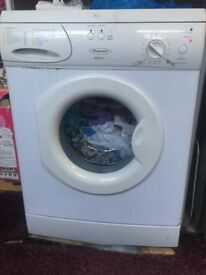 Used Hotpoint Washing Machine 7kg