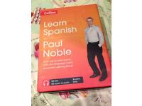Learn spanish with paul noble c d s