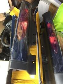 Renault vivaro trafic 02 sliding door pair £50 bargain new right or left back light