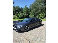 Audi A5 s line black edition...177 Bhp 2.0 l *pristine*