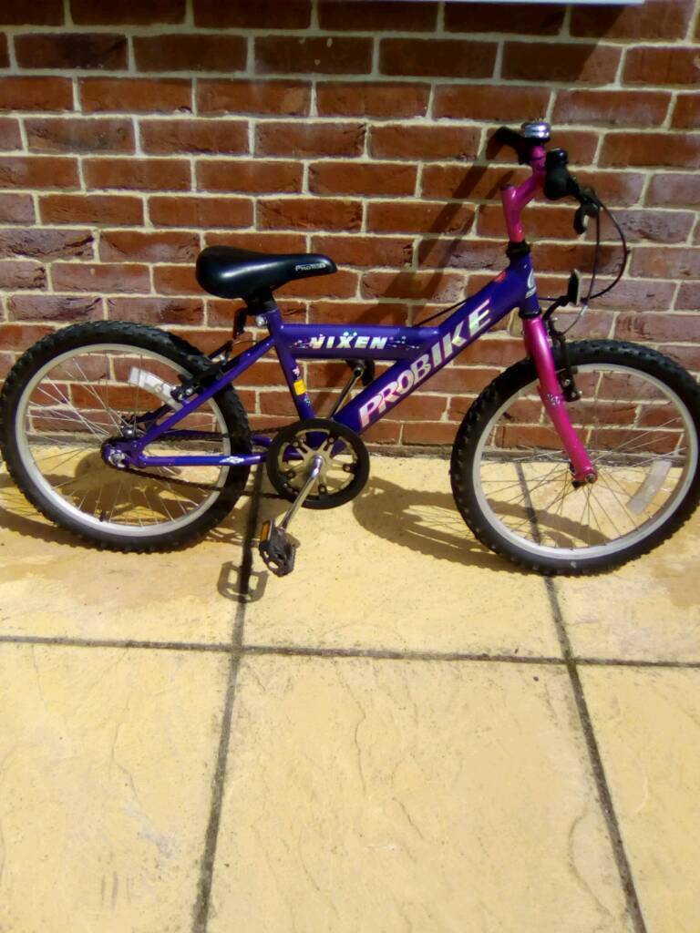 "Beautiful childs bike, 20"" wheels, in great condition"