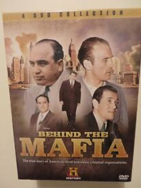 MAFIA DVD COLLECTION