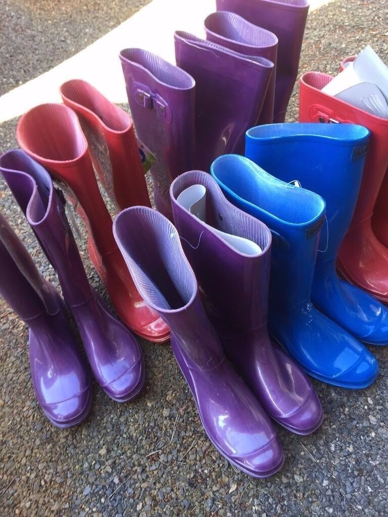 Wellies wellington boots NEW various sizes