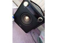 TDK Sound Cube Ultimate Boombox Speaker