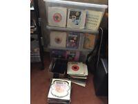 Vinyl 45 records