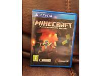 Minecraft PSVITA vita psp ps3 PS4