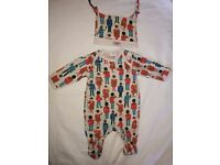 Cath Kidston baby boy outfit