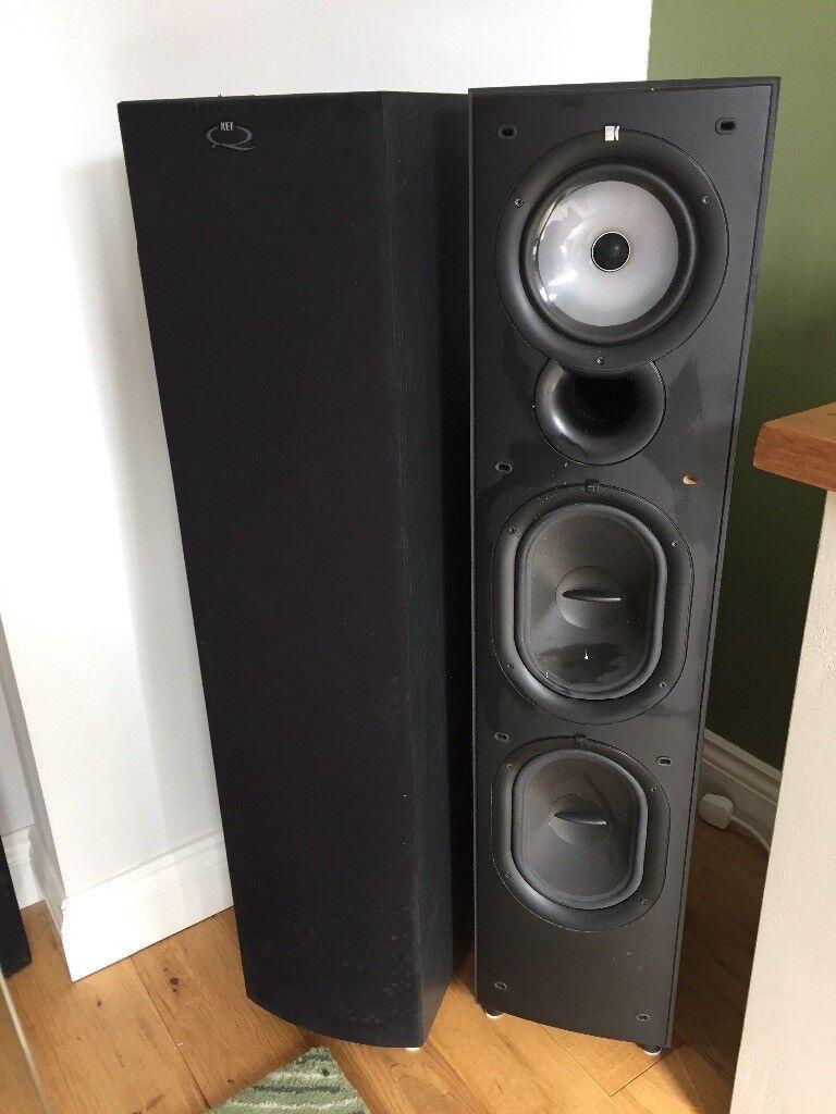 KEF Q75 Speakers, Marantz CD Player and NAD C370 Integrated Amplifier | in  Cramlington, Northumberland | Gumtree