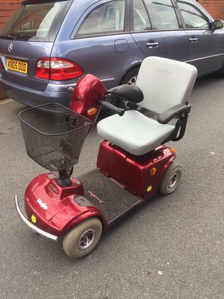 FREERIDER MAYFAIR MOBILITY SCOOTER