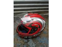 Helmet agv size large