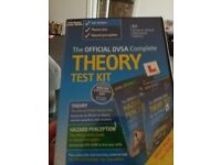 Official dvsa complete theory test kit for pc
