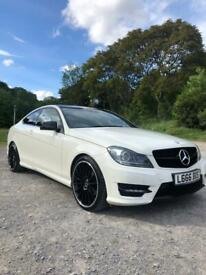 image for MERCEDES C250 125 SPORT EDITION COUPE