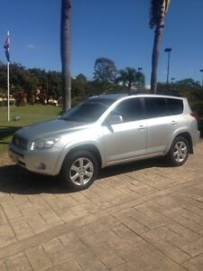 2006 Toyota RAV4 Wagon Clear Island Waters Gold Coast City Preview