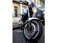 Honda CBF500 A-4 £1400 (or best offer)